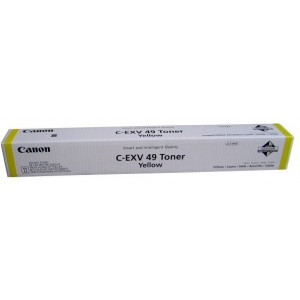Canon тонер C-EXV 49 Yellow (8527B002)